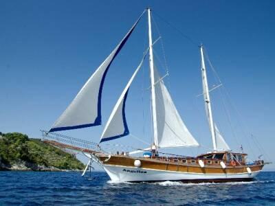 Angelica Gulet Croatia