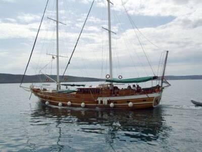 Anna Marija Gulet Croatia