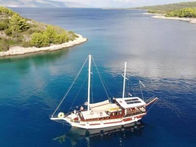 Babac Gulet Croatia