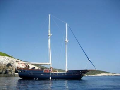 Blue Nose Gulet Croatia