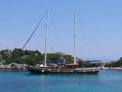 Kadena Gulet Croatia
