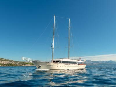 MSY Son de Mar Gulet Croatia