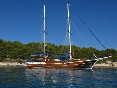 Malena Gulet Croatia