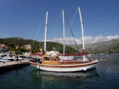 Pulenat Gulet Croatia